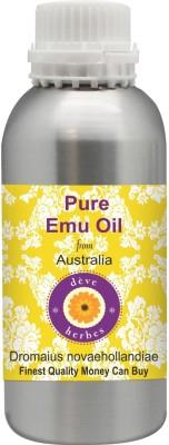 Deve Herbes Pure Emu Oil (Dromaius novaehollandiae)(630 ml)