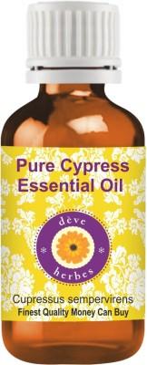Deve Herbes Pure Cypress Essential Oil - Cyperus Seariosus(10 ml)