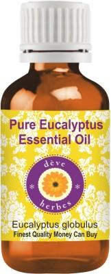 Deve Herbes Pure Eucalyptus Essential Oil(30 ml)