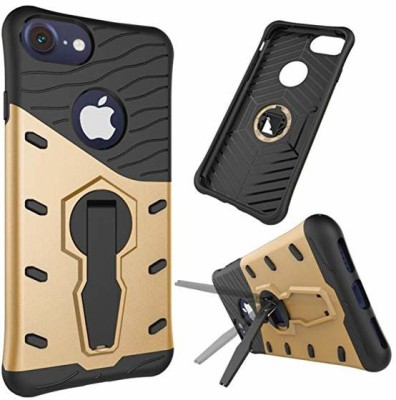 SVENMAR Back Cover for Apple iPhone 7 Plus(Gold)
