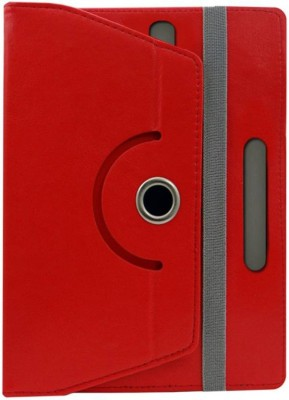 Fastway Book Cover for Alcatel A3 10 10.1 inch(Red, Cases with Holder)