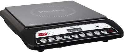 Prestige PIC 20.0 Induction Cooktop(Black, Push Button)