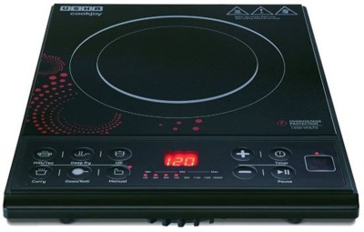 Usha 3616 Induction Cooktop(Black, Push Button) at flipkart