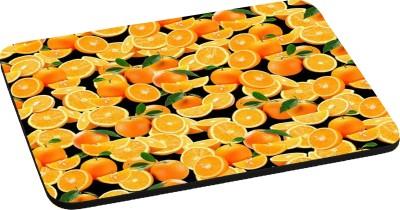 RADANYA Oranges Mousepad Multicolor