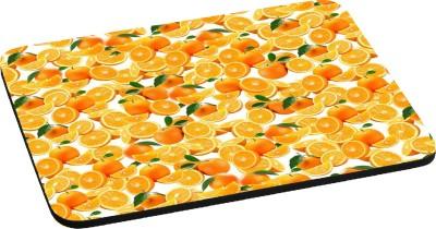 RADANYA Orange Mousepad Multicolor