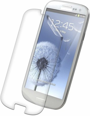 BeFunky Screen Guard for [Bubble-Free] [HD-Clear][Anti-Scratch] Screen Protector for (Samsung Galaxy S3 (i9300)(Pack of 1)