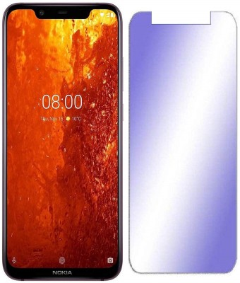 Ascension Tempered Glass Guard for Nokia 5.1 Plus(Pack of 1)