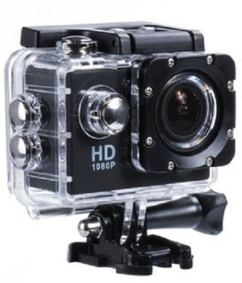 Buy Genuine HD 1080P 12MP Sports P Sports and Action Camera Black, 12 MP