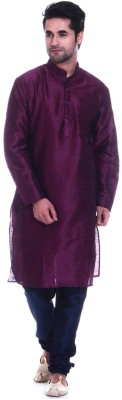 Larwa Men Kurta and Churidar Set at flipkart