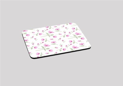 RADANYA Flower RDPD-02-146 Mousepad(White)