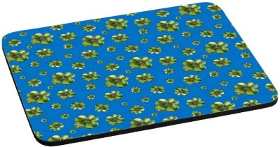 RADANYA Leaf RDPD-02-06 Mousepad(Royal Blue)