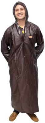 HOTDEALZZ Solid Men Raincoat