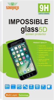 Shopsji Impossible Screen Guard for Impossible Glass, Screen Guard, 5D Impossible Glass for HTC DESIRE 816