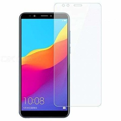 AJM Screen Guard for Honor 7A 0.26MM Matte Finish Anti Fingerprint HD Electroplated Scratch Resistant Screen Protector(Pack of 1)