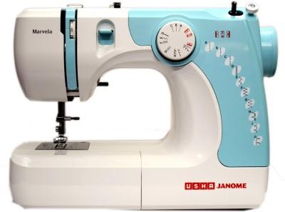 Usha MARVELA Electric Sewing Machine( Built-in Stitches 14)