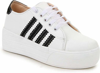 Sapatos Sneakers For Women White