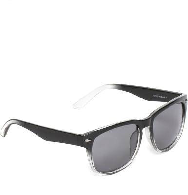 Flying Machine Wayfarer Sunglasses(Grey)