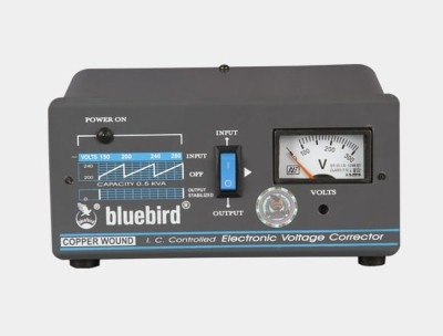 Bluebird 0.5kva 130v   280v Copper Wounded VOLTAGE STABILIZER