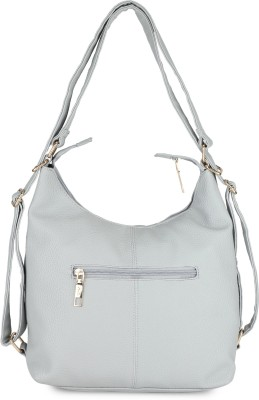 Miss CL Women Grey Hobo at flipkart