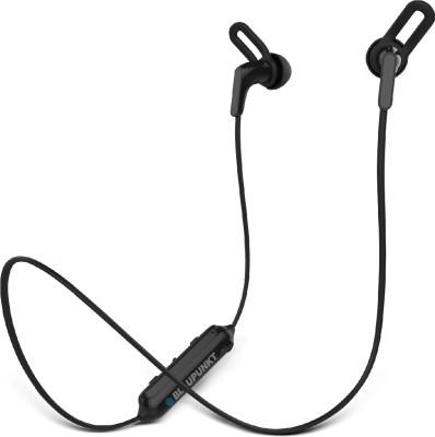 Blaupunkt Floatz BE-01 Wireless Bluetooth Earphones (Black)