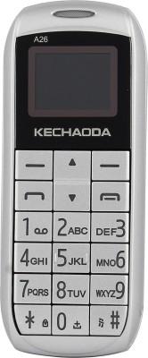 Kechaoda A26(Silver)