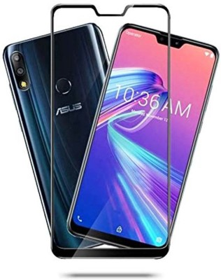 9H Edge To Edge Tempered Glass for ASUS ZENFONE MAX PRO M2 (Premium 6D 9H Full Glue)(Pack of 1)