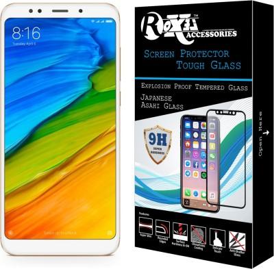 Roxel Tempered Glass Guard for Mi Redmi Note 5 Pro