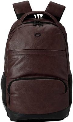 Skybags Teckie 04 Laptop Backpack Black 42 L Laptop Backpack(Green, Grey)