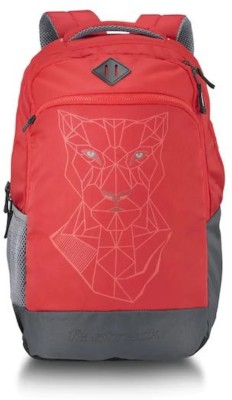 Fastrack A0744NRD01 21 L Laptop Backpack Red
