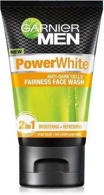 Garnier Men Oil Clear Skin Purifying Face Wash(100 g)
