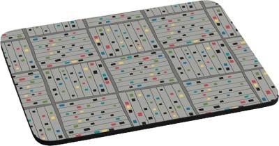 RADANYA Abstract RDPD-04-61 Mousepad(Multicolor)