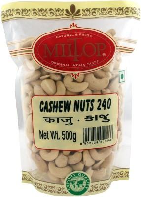 MilTop W240 Cashews(500 g, Pouch)