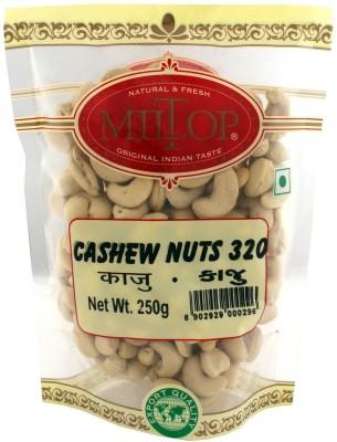 MilTop w320 Cashews(250 g, Pouch)
