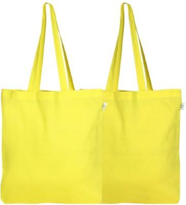EcoRight Women Yellow Tote