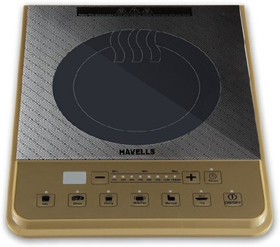 Havells Insta Cook ST-X Induction Cooktop(Black, Push Button)