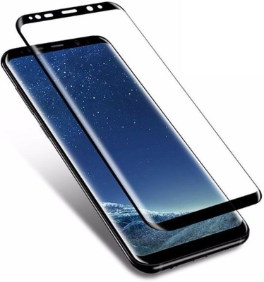 TRENDZOM Edge To Edge Tempered Glass for Samsung Galaxy S8 Plus(Pack of 1)