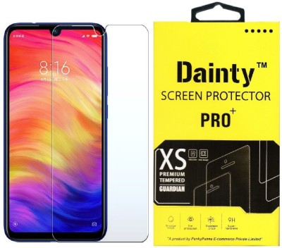 Dainty Tempered Glass Guard for Mi Redmi Note 7, Mi Redmi Note 7 Pro, Mi Redmi Note 7S(Pack of 1)