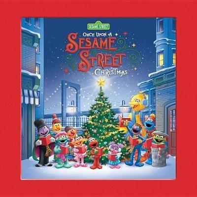 Once Upon a Sesame Street Christmas(English, Hardcover, Cole Geri)