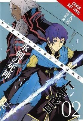 Final Fantasy Type-0 Side Story, Vol. 2(English, Paperback, Nomura Tetsuya)