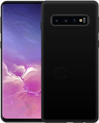LOFAD CASE Back Cover for SAMSUNG GALAXY S10(Black)