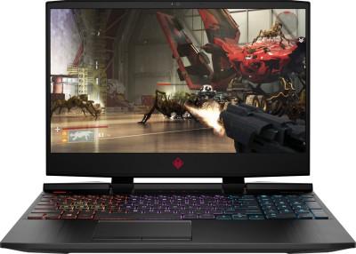 HP Omen Core i7 8th Gen - (16 GB/1 TB HDD/256 GB SSD/Windows 10 Home/8 GB Graphics/NVIDIA Geforce RTX 2070) 15-dc1007TX Gaming Laptop(15.6 inch, Shadow Black, 2.38 kg)