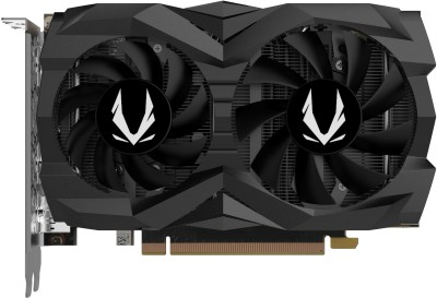 ZOTAC NVIDIA GAMING GeForce GTX 1660 Ti 6 GB GDDR6 Graphics Card(Black)