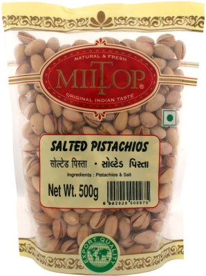 MilTop Salted nuts Pistachios(500 g)