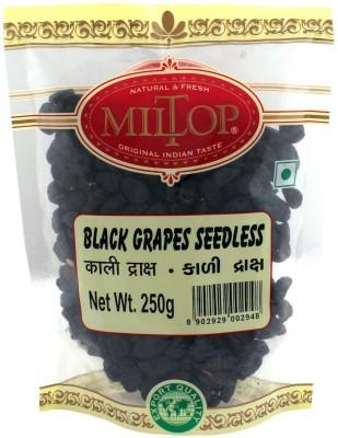 MilTop Black Kishmish Raisins(4 x 0.25 kg)