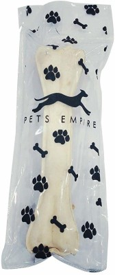 Pets Empire Pressed Dog Bone, 8-inch Chicken Dog Chew(299 g, Pack of 1)  available at flipkart for Rs.265
