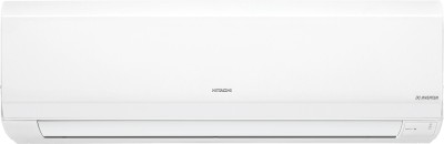 Hitachi 2 Ton 3 Star Inverter AC  - White(RMN/EMN/CMN- 322HCEA, Copper Condenser) (Hitachi)  Buy Online