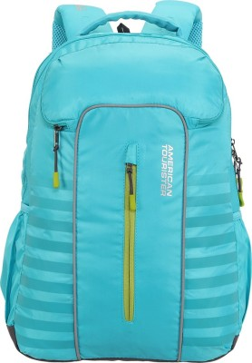 American Tourister WONGO BACKPACK 03-BLU MIST 37 L Backpack