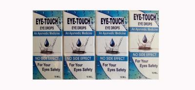 KOMAL PHARMACEUTICALS (PACK OF 4 DROPS) Eye Drops(10 ml)