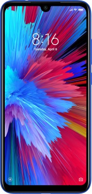 Redmi Note 7 (Sapphire Blue, 64 GB)(4 GB RAM)