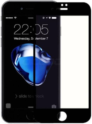 CARE 4 U Edge To Edge Tempered Glass for Apple Iphone 8(Pack of 1)
